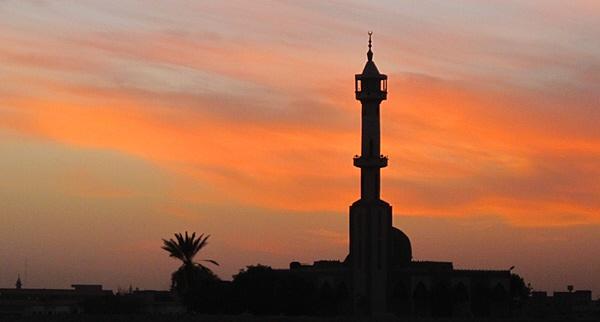 Minaret by oldhat