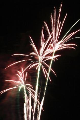 Fireworks by ANW