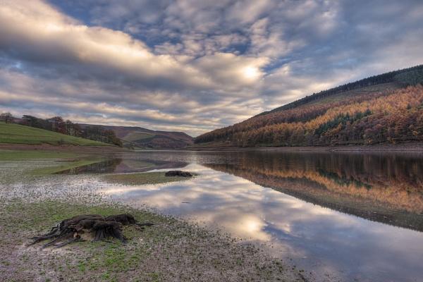 Autumn Reflections by Warriorpoet
