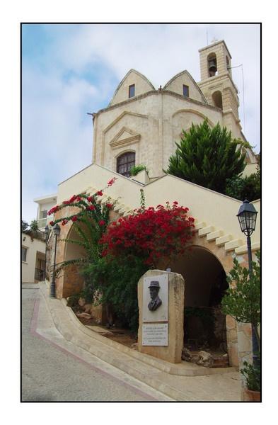 Pissouri Church Cyprus by airfreq