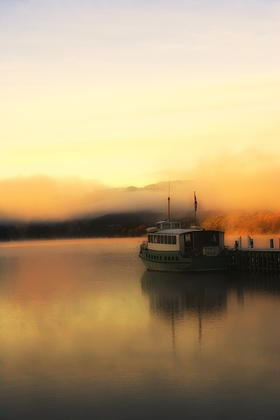 POOLEY BRIDGE PIER by Imagephotographics