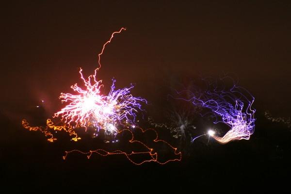 Fireworks Night - 1 by MGathercole