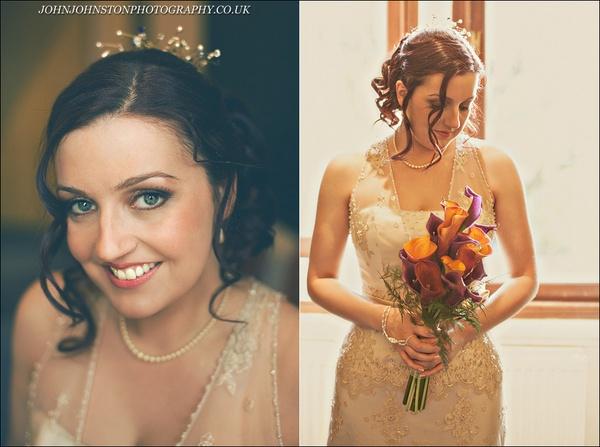 Bride. by JohnJohnstonPhotography