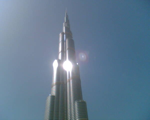 The tallest building in the world!!! by PixieSprinkle