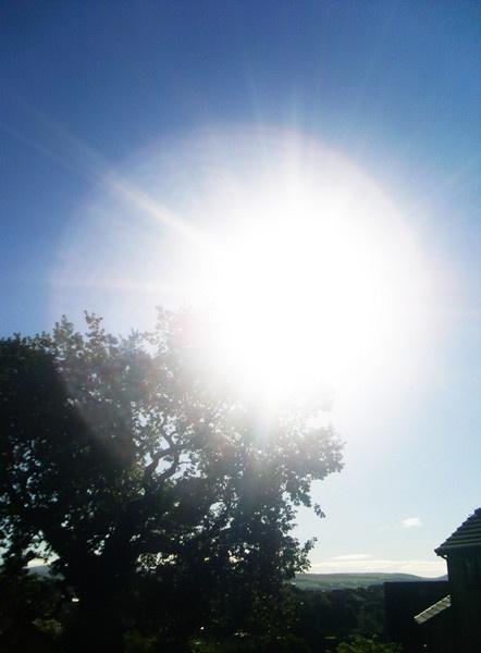The Rising Sun by kearney11