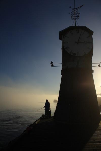 Oslo Fisherman by Anna_Barkovskaya