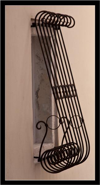 Corfu Window by old timer