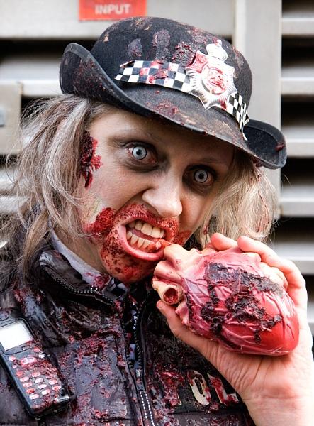 Zombie Walk by steveb