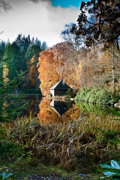 Loch Faskally by colin
