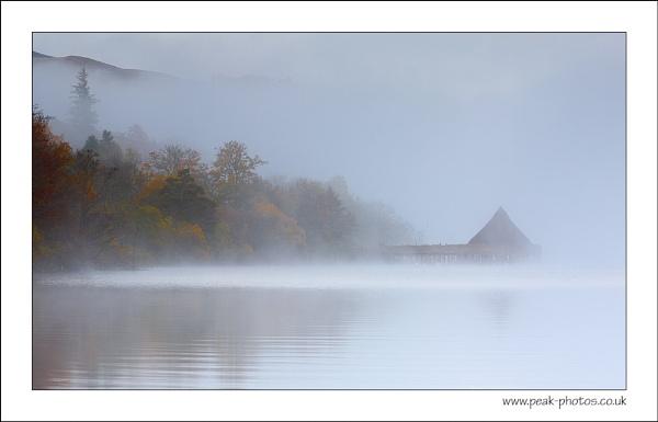 Crannog Mist by richardwheel