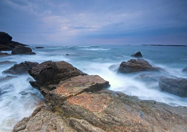 Rocks of Sennen by DouglasLatham