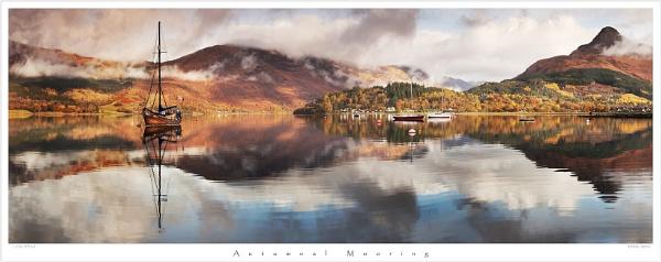 Autumnal Mooring (Pano) by sherlob