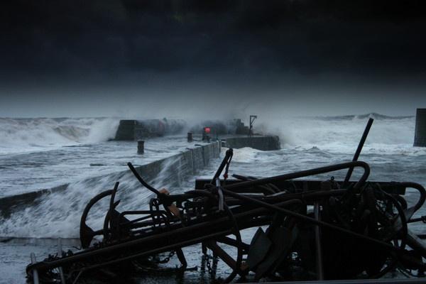 North Sea Storm by BillN