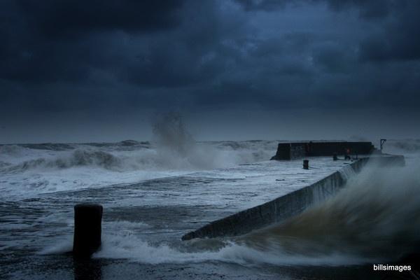North Sea Storm # 2 by BillN