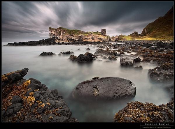 Kinbane Castle by garymcparland
