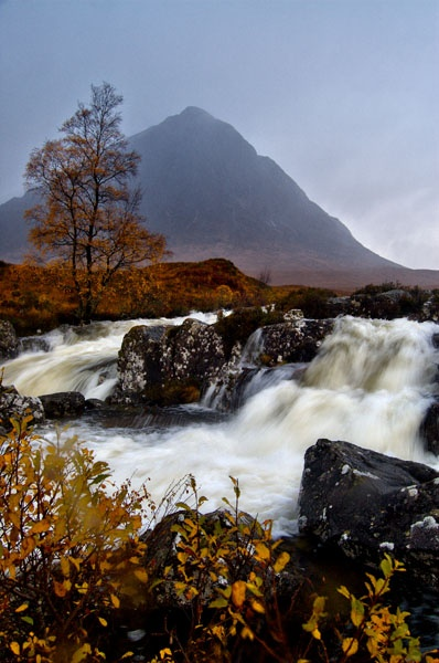 Buachaille Etive Mor by waineswitch