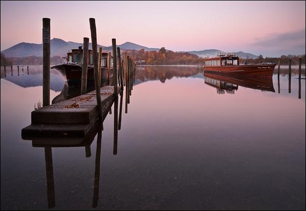 Keswick Sunrise III by LeighRebecca