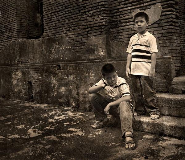 The Attitudes by photophantom