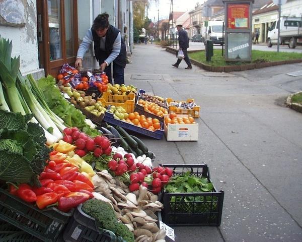 Greengrocer by valeriaster