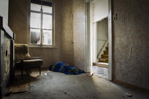 homeless by rhobbie
