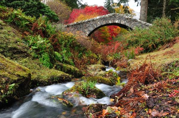 Dawyck Gardens, Peebles by JG123456