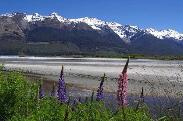 Glenorchy New Zealand by Regbaron