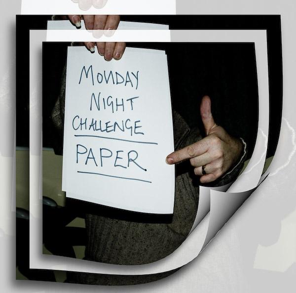 Monday Night Challenge by HouseMartin
