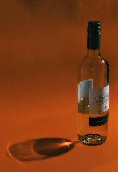 Wine Shaddow by EdricCross