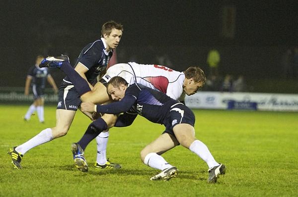 International Rugby by digitalpic