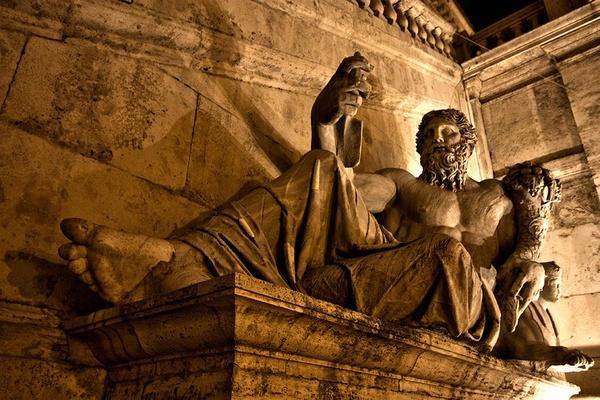Campidoglio Statue by IanBurton