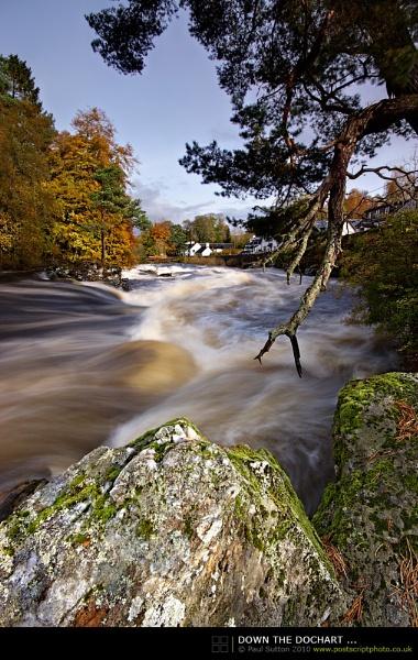 Down the Dochart ... by sut68
