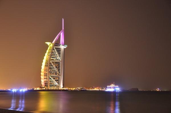 Burj Al Arab by JAT