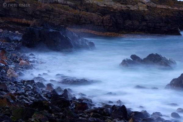 Nebular Shoreline by N_Mair_Photography