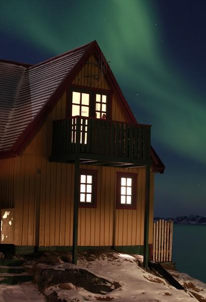 Northen light by aqqa
