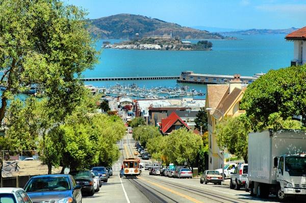Hyde Street to Alcatraz by ZygoBlue