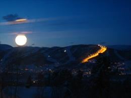Big Moon of Norway