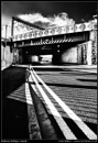 Railway Bridge, Holbeck, Leeds by ade_mcfade