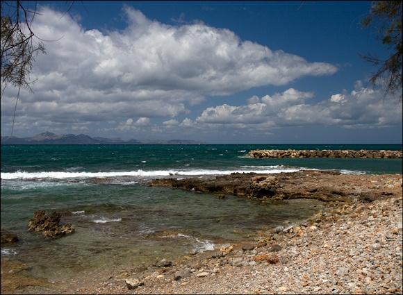 Majorca View by david hunt