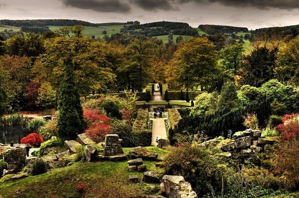 Chatsworth Gardens by acbeat