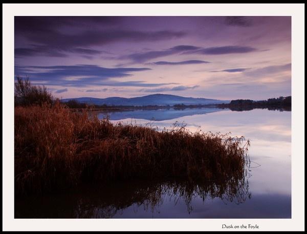 River Foyle by Deux
