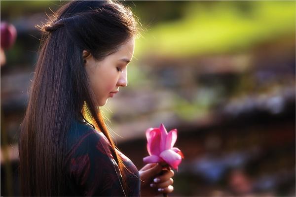 Vietnamese Lotus by dmhuynh72