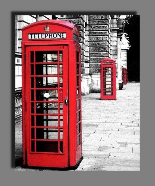 The London Telephone Box by kearney11