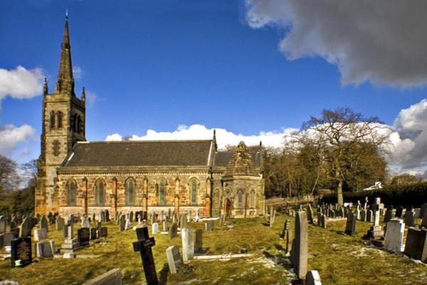 Pennfford Church by madbilly