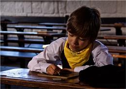 Tom's school day