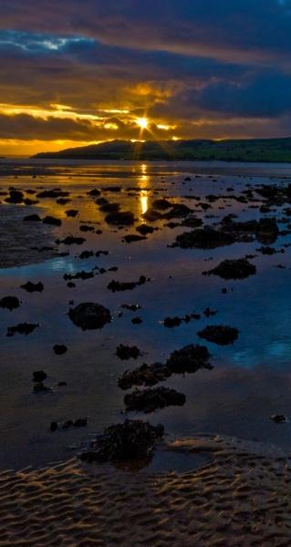 Wigtown Bay Sunset by Natzdad