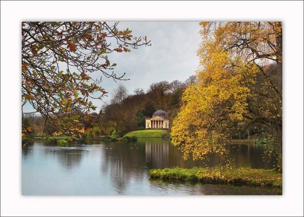 Stourhead gardens by Sloman