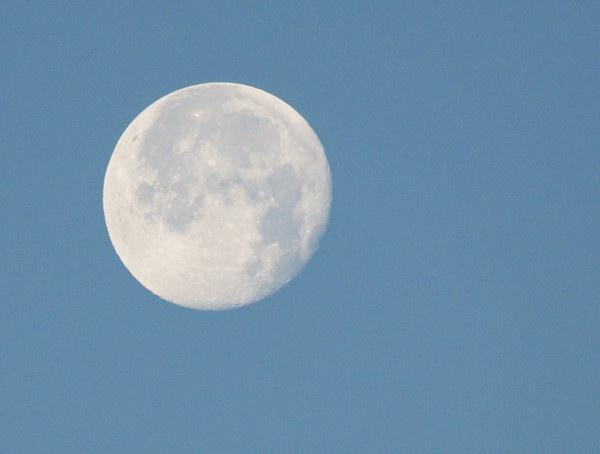 Moon by kevtrucker