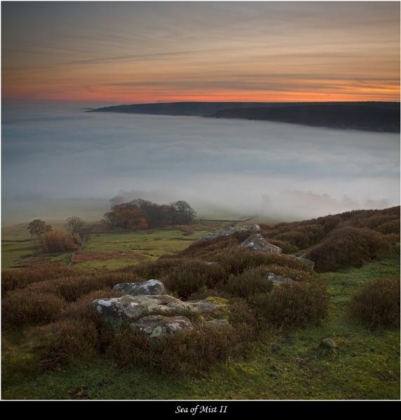 Sea of Mist II by DaveMead