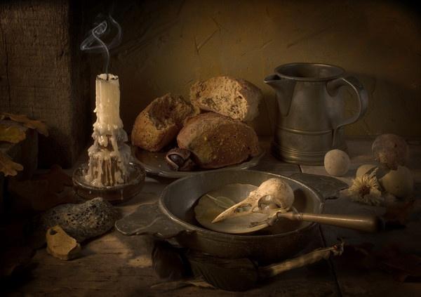 An Earthly Meal by GARYHICKIN