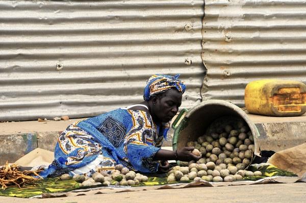 Potato woman by robmann72